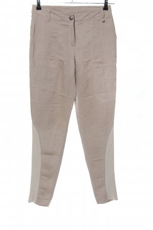 Marc Cain Stoffhose wollweiß Casual-Look