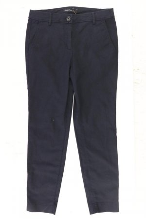 Marc Cain Stoffhose Größe 36 schwarz aus Baumwolle
