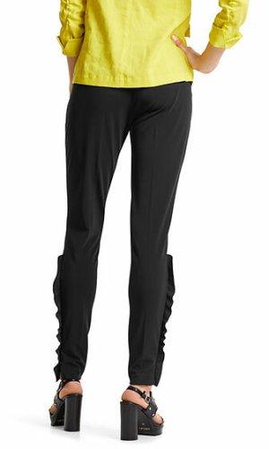 Marc Cain Jersey Pants black