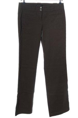 Marc Cain Straight-Leg Jeans khaki Casual-Look