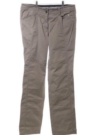 Marc Cain Straight-Leg Jeans bronzefarben Casual-Look