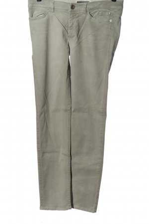 Marc Cain Straight-Leg Jeans hellgrau Casual-Look