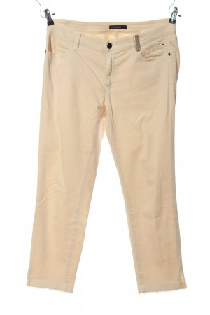 Marc Cain Straight-Leg Jeans wollweiß Casual-Look