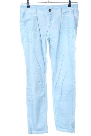 Marc Cain Jeans stretch bleu style décontracté