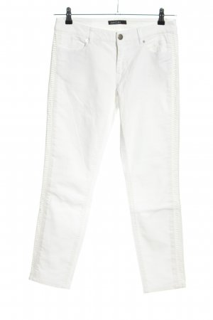 Marc Cain Stretch Jeans weiß Casual-Look