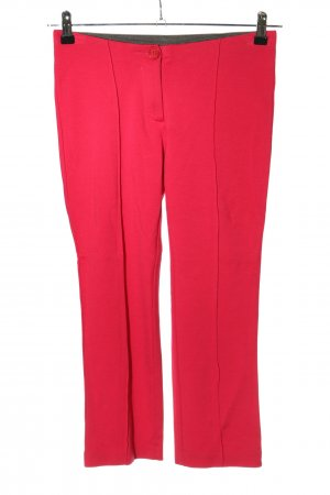 Marc Cain Stretchhose pink Casual-Look