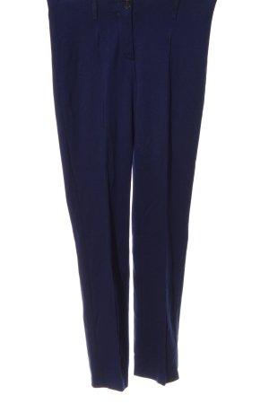 Marc Cain Stretch Trousers blue elegant