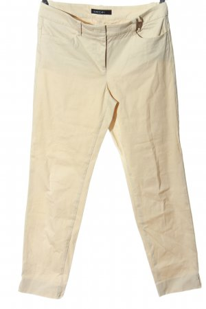 Marc Cain Stretchhose wollweiß Casual-Look