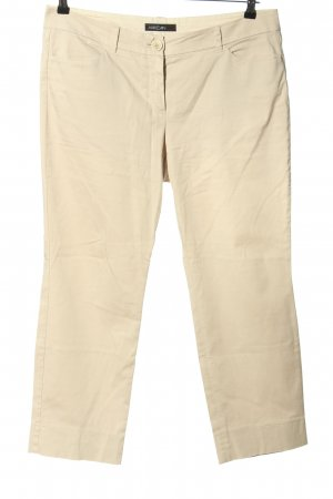 Marc Cain Stretchhose creme Casual-Look