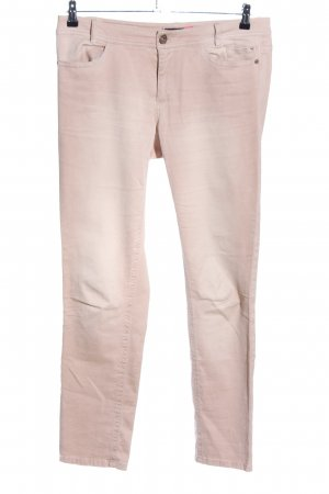 Marc Cain Stretchhose nude Casual-Look