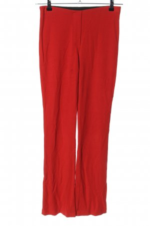 Marc Cain Stretchhose rot Casual-Look