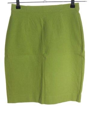 Marc Cain Stretchrock grün Casual-Look