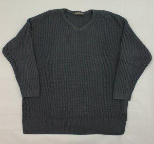MARC CAIN Strickpullover Sweater Gr. N 2 36 dunkelblau
