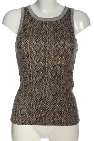 Marc Cain Stricktop Allover-Druck Casual-Look