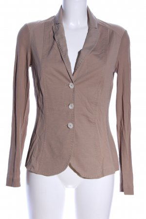 Marc Cain Sweatblazer braun Casual-Look
