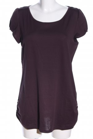 Marc Cain T-Shirt lila Casual-Look
