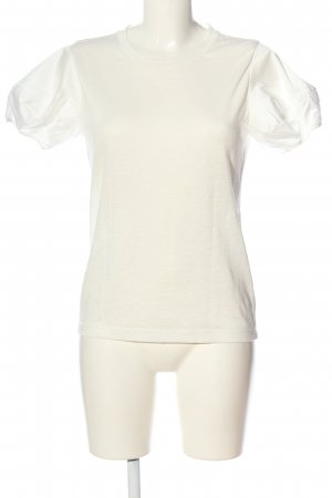 Marc Cain T-Shirt natural white flecked casual look