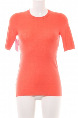 Marc Cain T-Shirt hellrot-lachs Casual-Look
