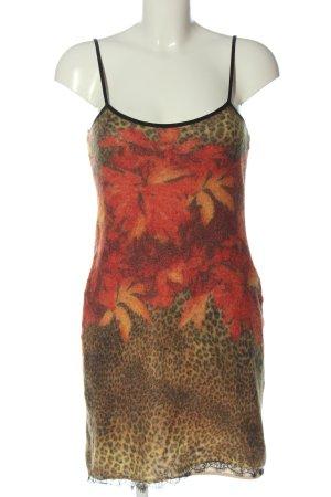 Marc Cain Sukienka na ramiączkach Na całej powierzchni W stylu casual