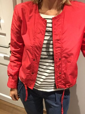 Marc Cain Blouse Jacket red