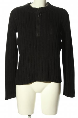 Marc Cain Troyer schwarz Casual-Look