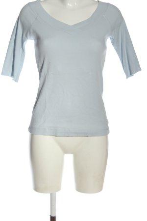 Marc Cain V-Ausschnitt-Shirt türkis Elegant