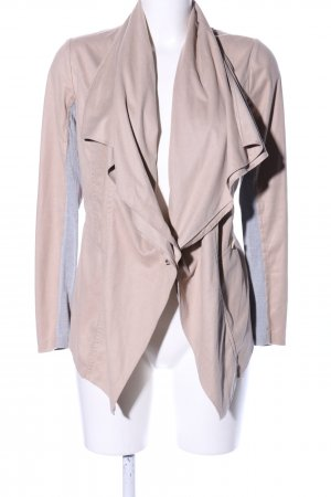 Marc Cain Wraparound Jacket nude casual look