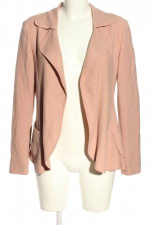 Marc Cain Woll-Blazer nude Casual-Look