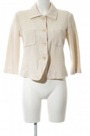 Marc Cain Woll-Blazer creme Casual-Look