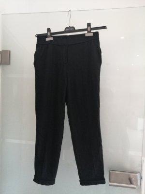 Marc Cain Woolen Trousers black