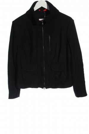 Marc Cain Wool Jacket black casual look