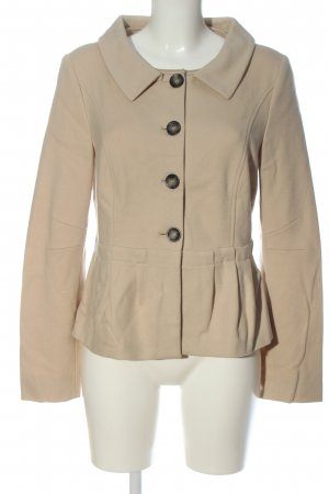 Marc Cain Wool Jacket cream business style