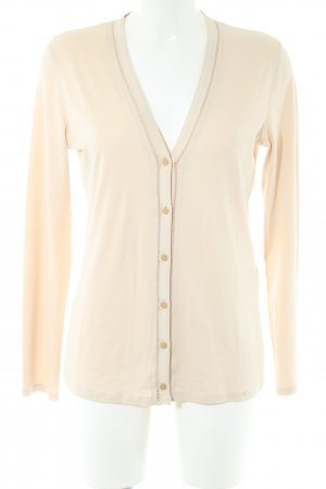 Marc Cain Cardigan creme Business-Look