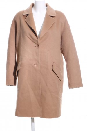 Marc Cain Wool Coat nude business style