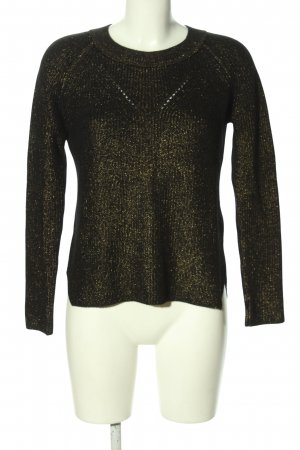 Marc Cain Wollpullover bronzefarben Casual-Look