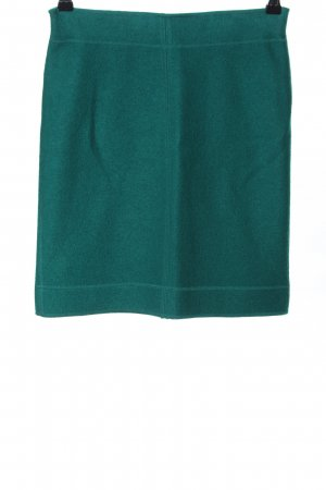 Marc Cain Wool Skirt green casual look