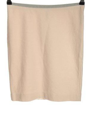 Marc Cain Gonna di lana rosa pallido-rosa antico Tessuto misto
