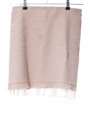 Marc Cain Wollrock pink Casual-Look