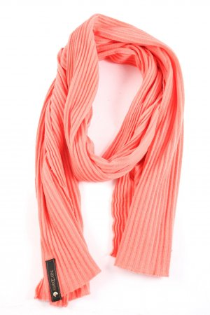 Marc Cain Woolen Scarf pink casual look