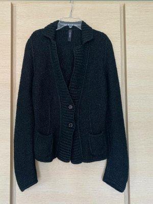 Marc Cain Blazer en laine noir