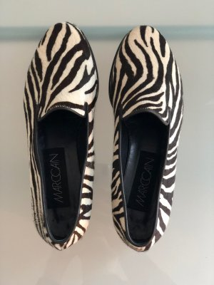 Marc Cain Zebra Loafers in Gr. 38