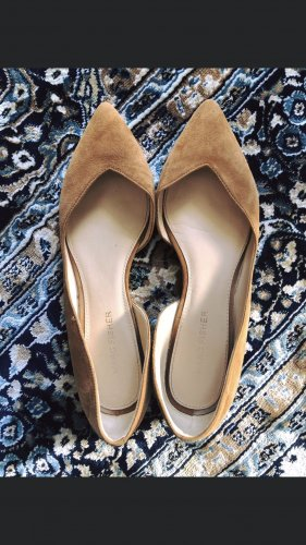 Marc Fischer Pointed Toe Flats 7M