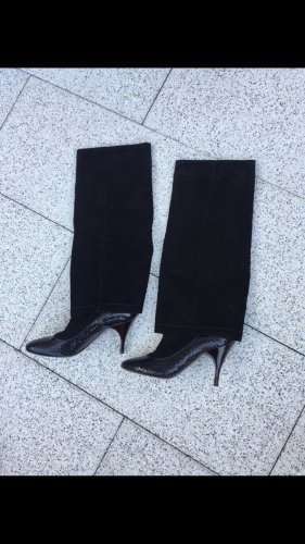 Marc Jacobs Heel Boots black