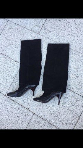Marc Jacobs Laarzen met hak zwart