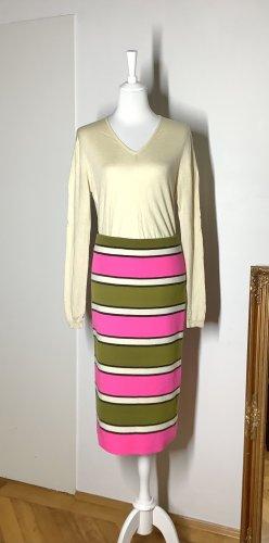 Marc Jacobs Midi Skirt multicolored