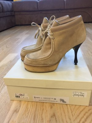 Marc Jacobs High Boots camel