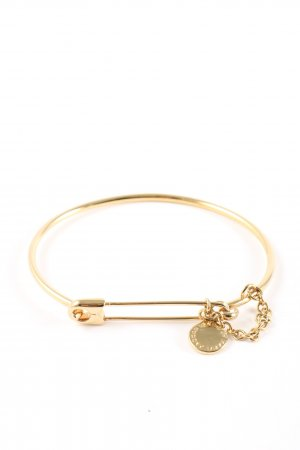 Marc Jacobs Brazalete color oro look casual