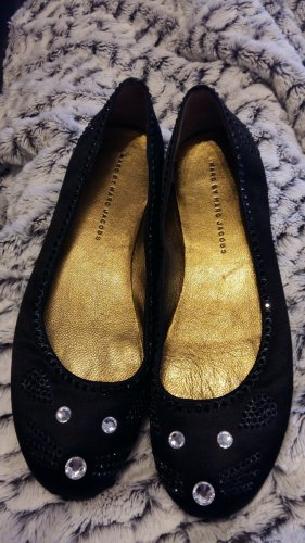 Marc Jacobs Ballerinas black