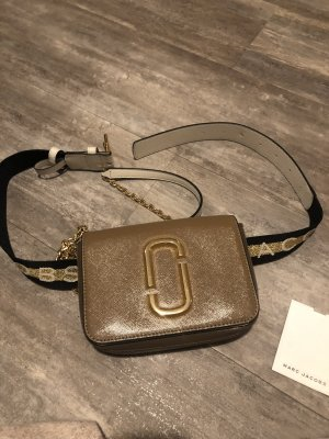 Marc Jacobs Crossbody bag beige-gold-colored
