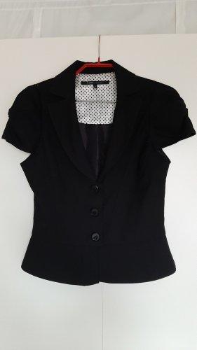 Marc Jacobs Wool Blazer black mixture fibre
